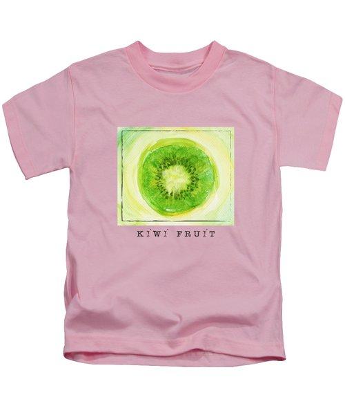 Kiwi Fruit Kids T-Shirt