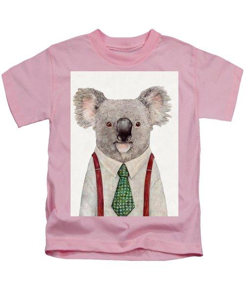 Koala Kids T-Shirt by Animal Crew