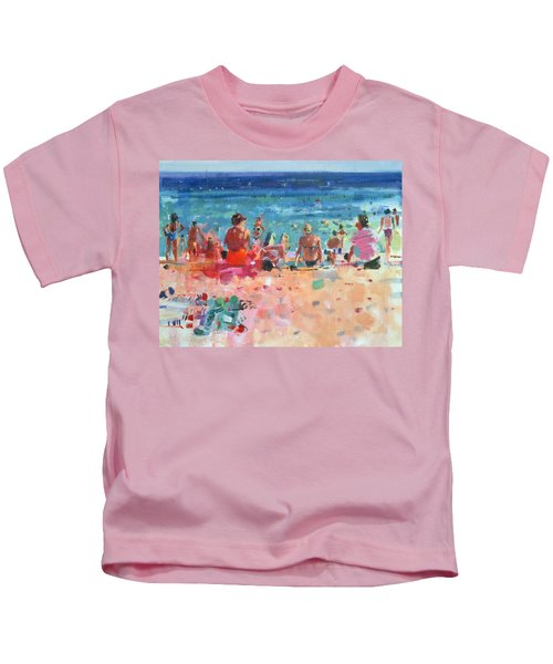 Lazy Sunny Afternoon Kids T-Shirt
