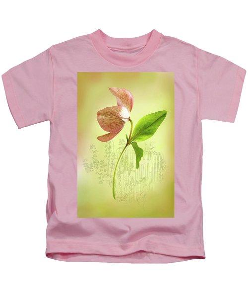 Lenton Rose 1 Kids T-Shirt