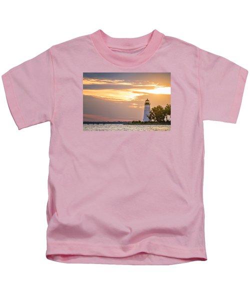 Lighting The Way Kids T-Shirt