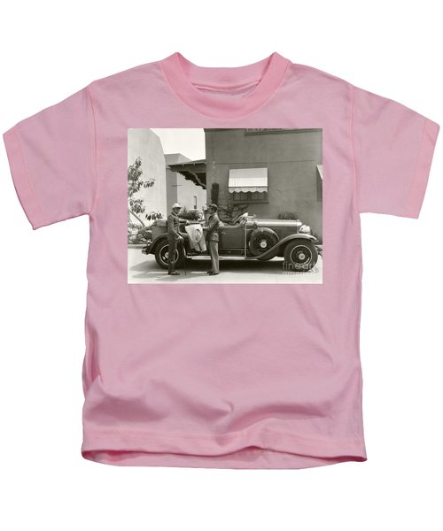 Lincoln Perry Stepin Fetchit Kids T-Shirt