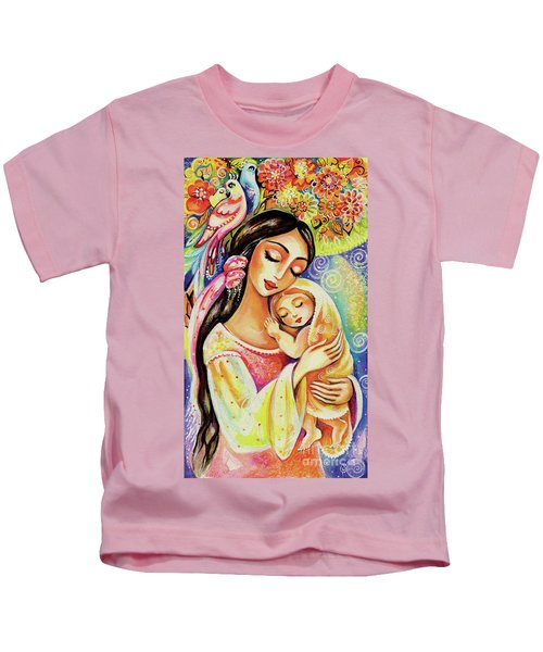 Little Angel Dreaming Kids T-Shirt