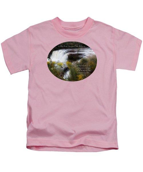 Little River Canyon - Verse Kids T-Shirt