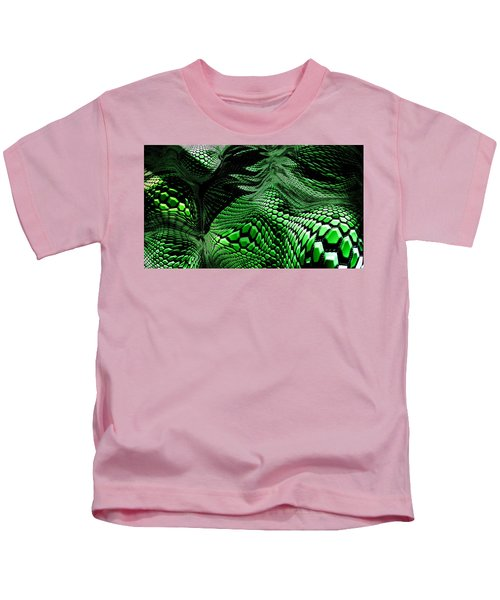 Dragon Skin Kids T-Shirt