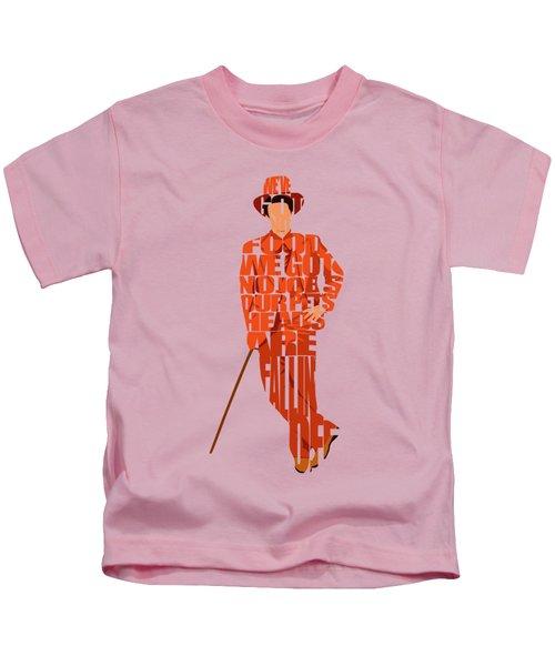 Lloyd Christmas Kids T-Shirt
