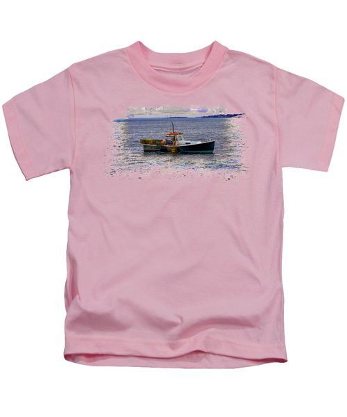 Lobstermen Kids T-Shirt