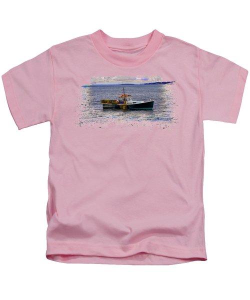 Lobstermen Kids T-Shirt