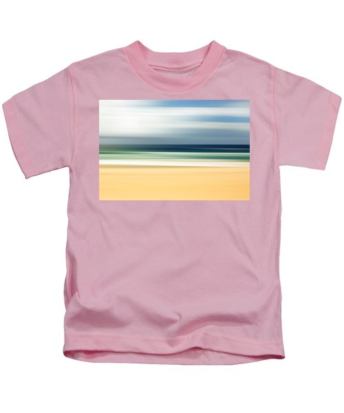 Lone Beach Kids T-Shirt