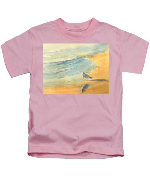 Long Beach Bird Kids T-Shirt