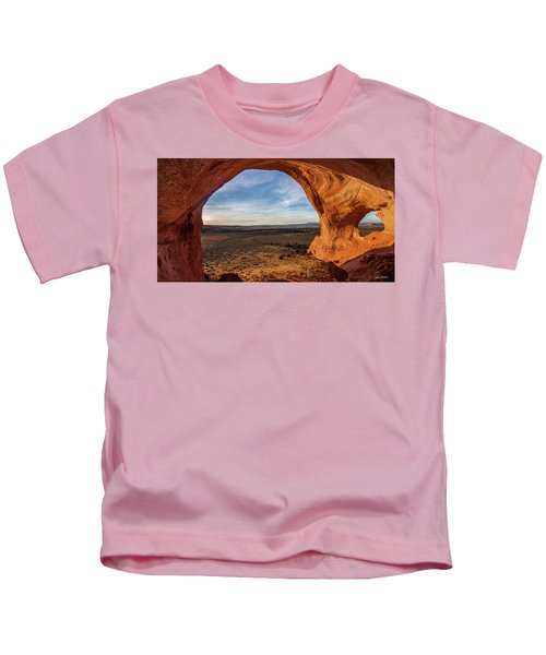 Looking Glass Arch Kids T-Shirt