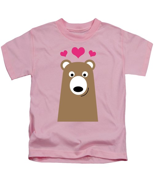 Love Bear Kids T-Shirt