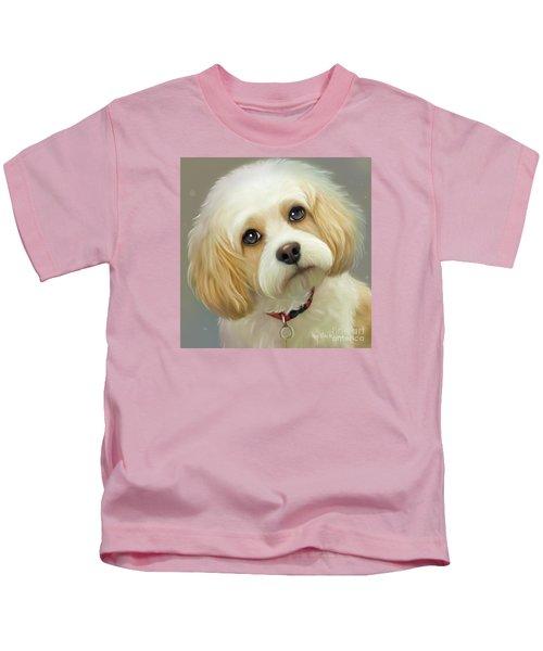 Lucas Cavachon Kids T-Shirt
