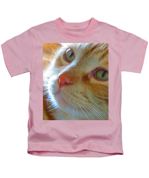Kids T-Shirt featuring the photograph Magic 2 by Judy Kennedy