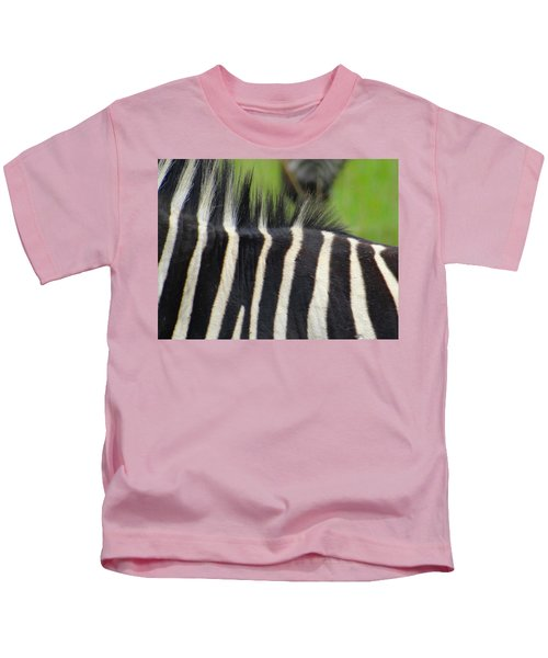Mainly Mane Kids T-Shirt by Exploramum Exploramum