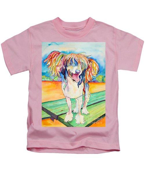 Mango Salsa Kids T-Shirt