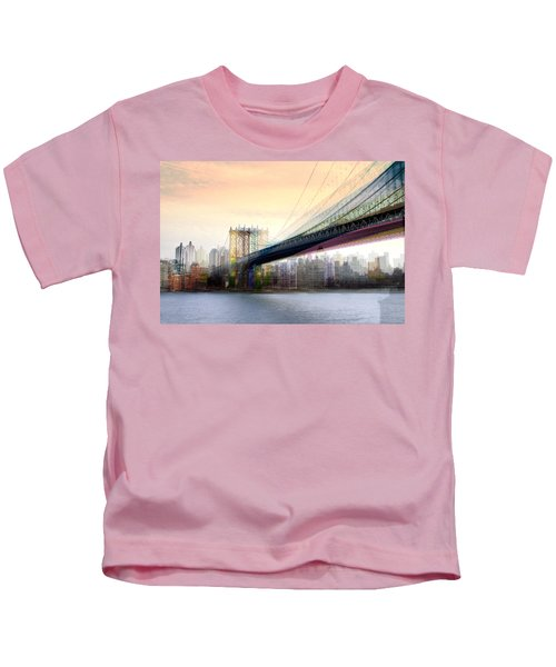 Manhattan X3 Kids T-Shirt
