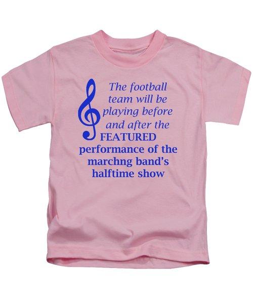 Marching Performance Kids T-Shirt