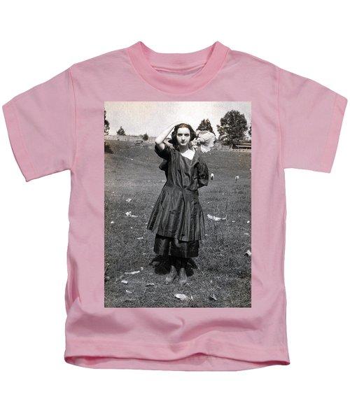 Mary Neal 01 Kids T-Shirt