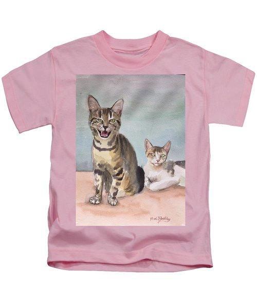 Maxi And Girlfriend Kids T-Shirt