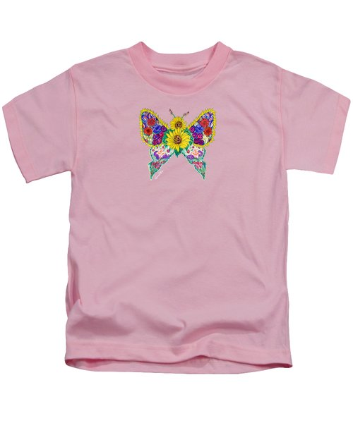 May Butterfly Kids T-Shirt