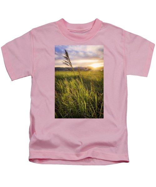 Meadow Light Kids T-Shirt