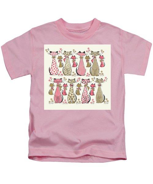 Meow... Kids T-Shirt