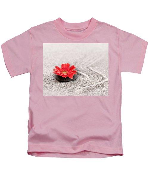 Mineral Flower Kids T-Shirt