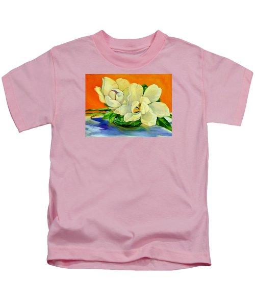Mississippi Magnolias Kids T-Shirt