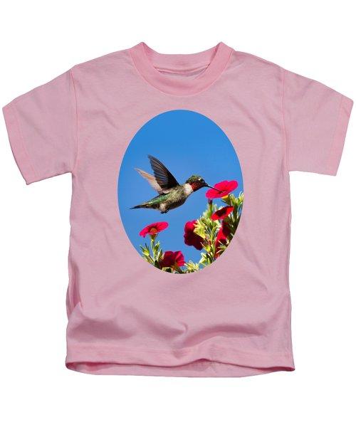 Moments Of Joy Kids T-Shirt by Christina Rollo