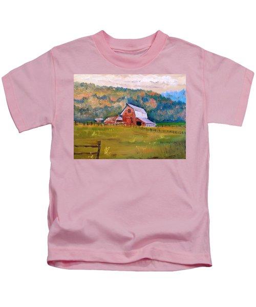 Montana Barn Kids T-Shirt