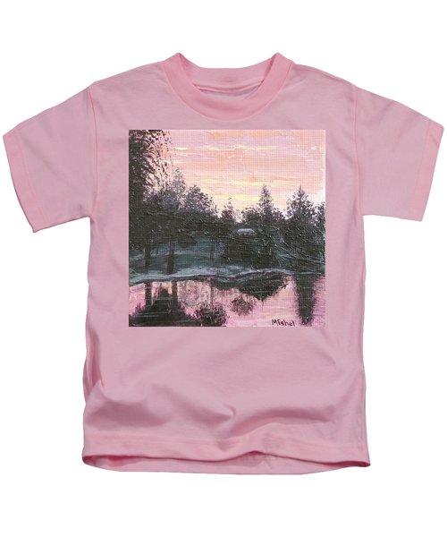 Montgomery Pond Kids T-Shirt
