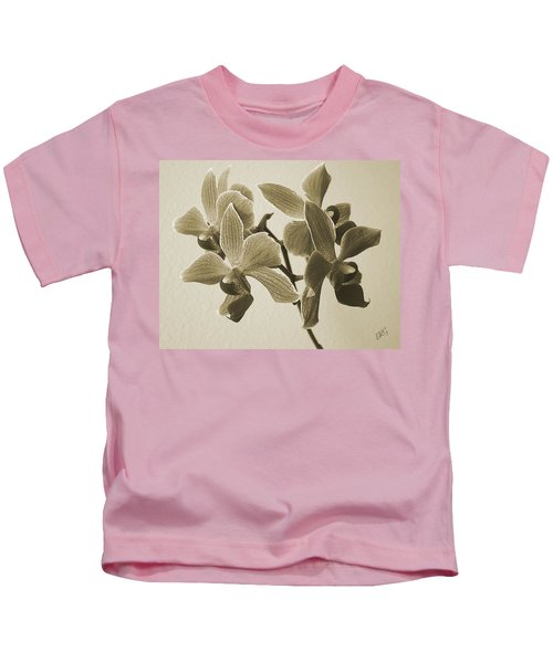 Morning Orchid Kids T-Shirt