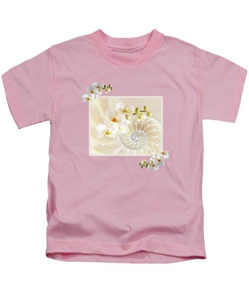 Natural Fusion Kids T-Shirt by Gill Billington