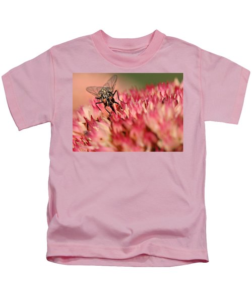 Nectar Hunt Kids T-Shirt