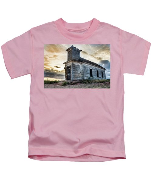 New Mexico Church #3 Kids T-Shirt