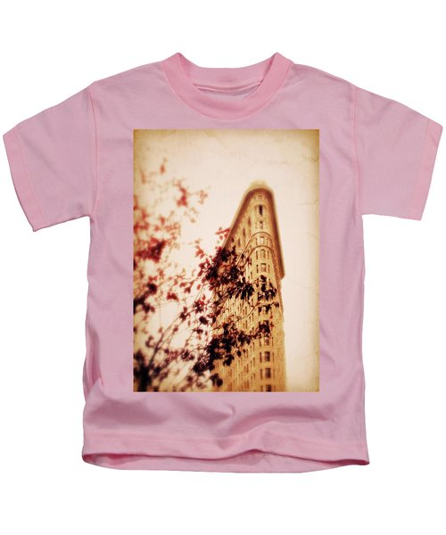 New York Nostalgia Kids T-Shirt