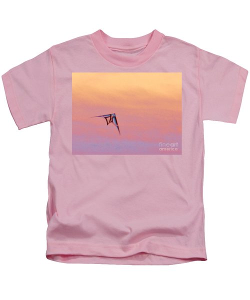 Night Night Kite Kids T-Shirt