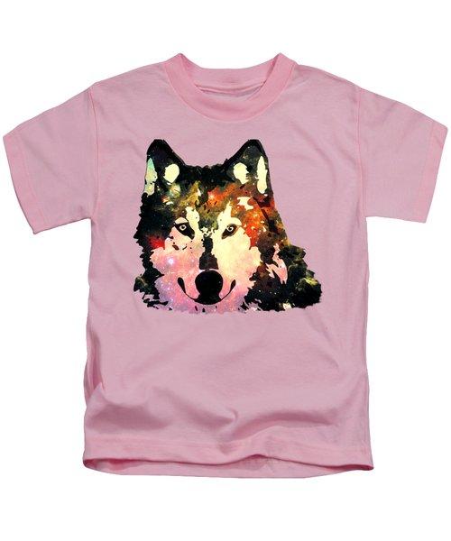 Night Wolf Kids T-Shirt