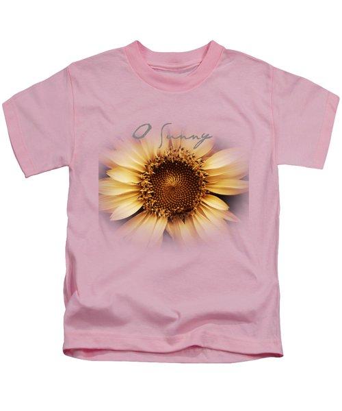 O Sunny  Kids T-Shirt