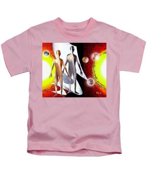 Observing Kids T-Shirt