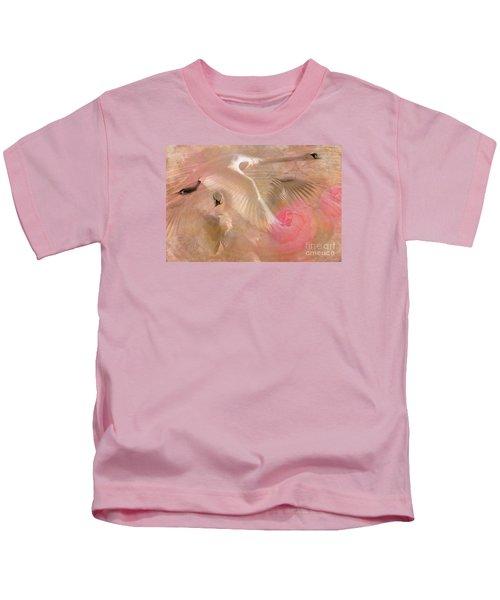 Ode To A Swan 2015 Kids T-Shirt