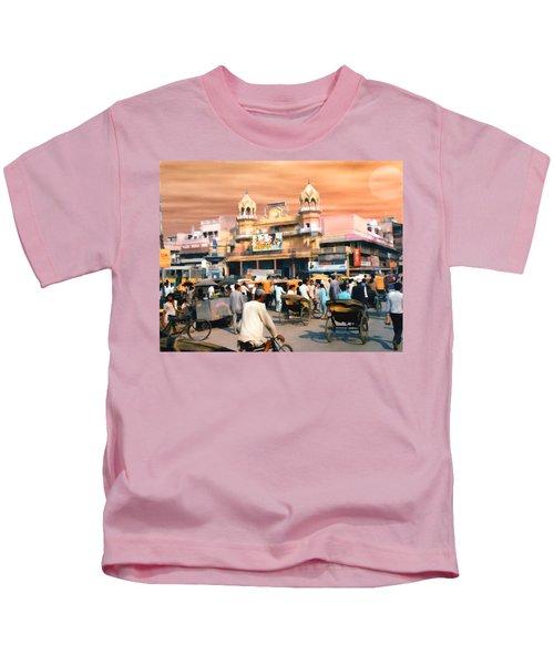 Old Dehli Kids T-Shirt