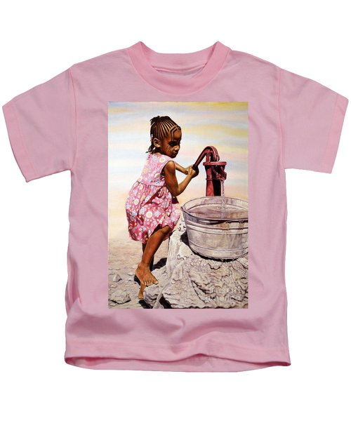 Old Faithful Kids T-Shirt