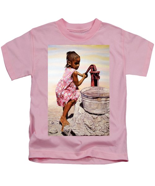 Old Faithful Kids T-Shirt