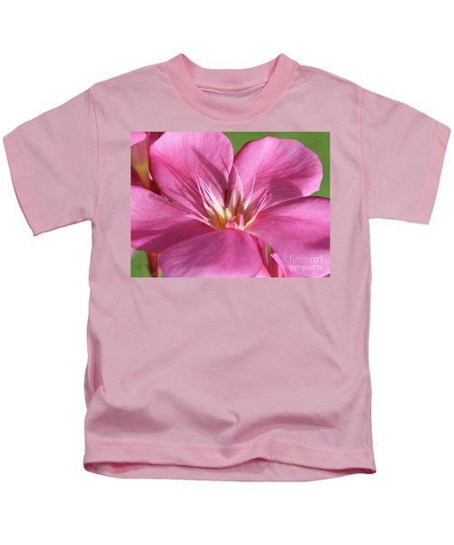 Oleander Maresciallo Graziani 3 Kids T-Shirt