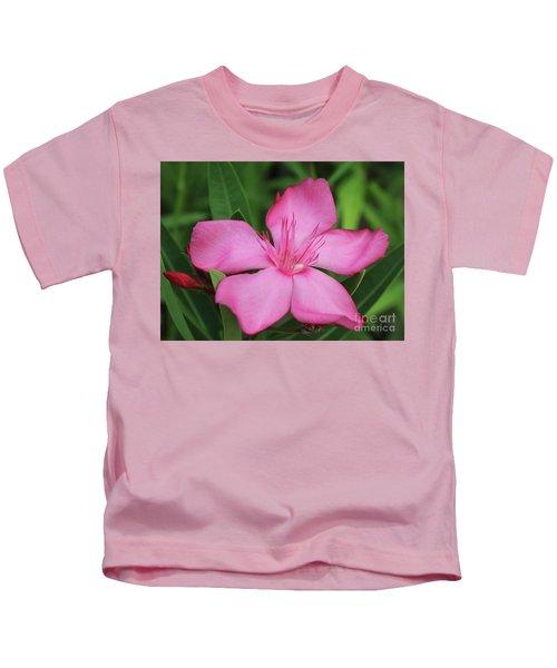 Oleander Professor Parlatore 2 Kids T-Shirt