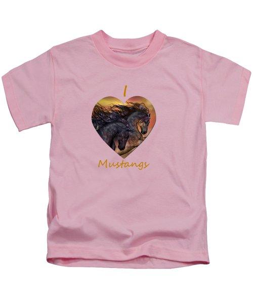 On Sugar Mountain Kids T-Shirt