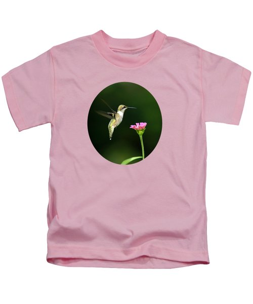 One Hummingbird Kids T-Shirt