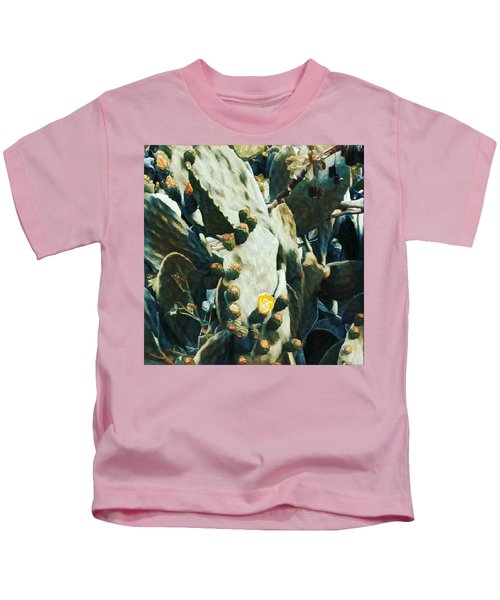Opuntia Ficus Kids T-Shirt